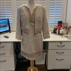 NWT WHBM 2 piece dress